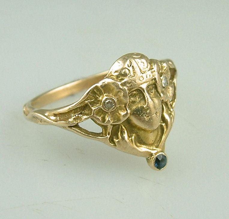 Jewelry Vintage Rings 98